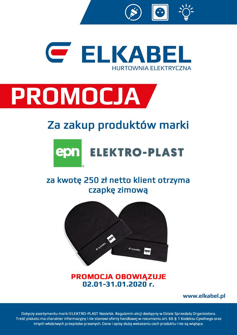 PROMOCJA ELEKTRO-PLAST NASIELSK