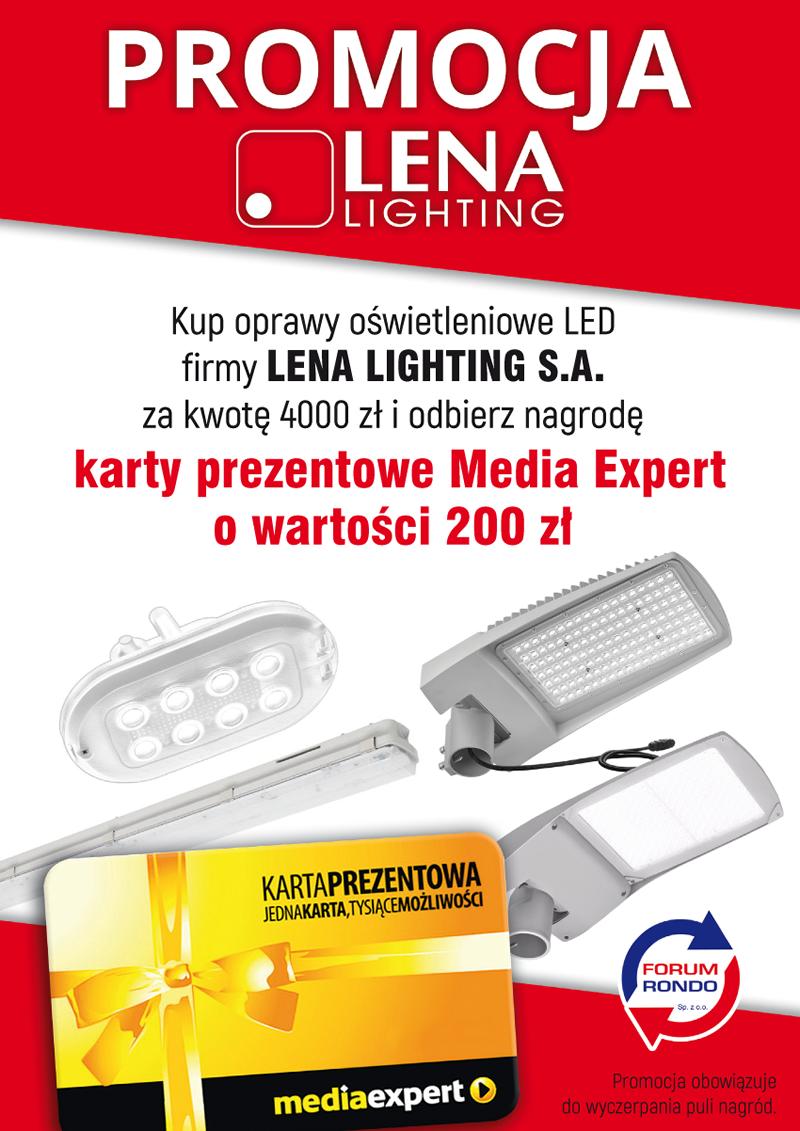 PROMOCJA LENA LIGHTING