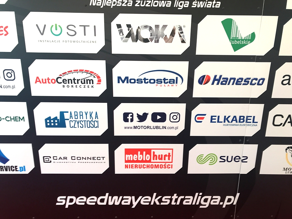 ELKABEL SPONSOREM SPEED CAR MOTOR LUBLIN W SEZONIE 2019